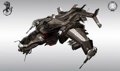 Scifi fighter - Google Search