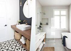 De 10 populairste badkamers van Pinterest
