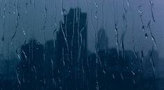 The perfect Rain Raining Beautiful Animated GIF for your conversation. Discover and Share the best GIFs on Tenor. Rainy Night, Rainy Days, Rainy Mood, Night Rain, Aesthetic Gif, Blue Aesthetic, Gif Chuva, Stock Design, Rain Gif