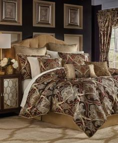 croscill bradney 4pc bedding collection