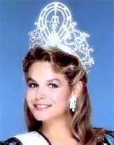 Lorraine Downes (New Zealand) MIss Universe 1983