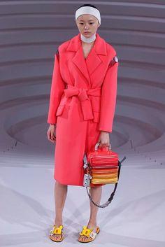 Anya Hindmarch Spring 2017 Ready-to-Wear Fashion Show
