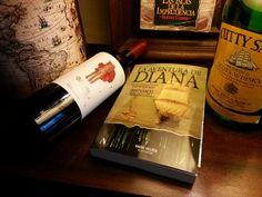La Aventura de Diana y el Club de los 300 .  Que buen maridaje. Uma combinación ganadora.