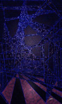Organic abstract, optical obsession by Douglas Christian Larsen - http://www.imagekind.com/arturo_art?imid=5bec3ee3-51f0-47a8-961e-0d64ffb1a461