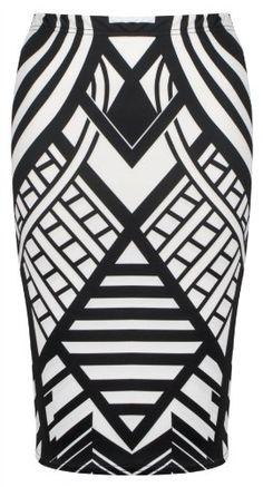 New Womens Ladies Stretch Bodycon Monochrome Tribal Wave Print Pencil Tube Skirt - Black/White Tribal Wave - UK - Polyester Elastane) Tribal Armband Tattoo, Tribal Sleeve Tattoos, Leg Tattoos, Black Tattoos, Tattoos For Guys, Polynesian Tattoo Designs, Maori Designs, Family Tattoo Designs, Tattoo Designs Men