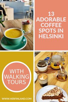 If you love coffee, this article is for you! Here are my local's recommendation about the best cafes in Helsinki! Discover them by district! Helsinki Things To Do, Finland Facts, Finnish Cuisine, Visit Helsinki, Restaurant Guide, Cool Cafe, Great Restaurants, Street Food, Food Hacks