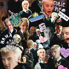 """My Father Will Hear About This"" A mix about Draco Malfoy, since the first book until the last one. Tom Felton Harry Potter, Snape Harry, Mundo Harry Potter, Harry Potter Items, Harry Potter Draco Malfoy, Draco And Hermione, Harry Potter Tumblr, Harry Potter Characters, Harry Potter World"