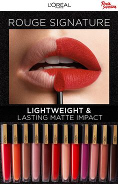 Kiss Makeup, Love Makeup, Makeup Inspo, Beauty Makeup, Hair Makeup, Makeup Lips, Lipstick Shades, Lipstick Colors, Lip Colors
