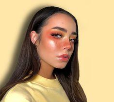 Pin by Yuzly Mathurin on Beautiful makeup inspiration in 2019 Makeup Goals, Makeup Inspo, Makeup Art, Makeup Inspiration, Makeup Tips, Beauty Makeup, Hair Beauty, Blush Makeup, Skin Makeup