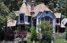 Fairy tale Tudor