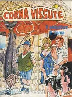Corna Vissute #32 from Edifumetto