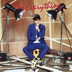Lee Min Ho unveils details on his special album 'My Everything'