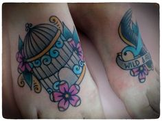 ashley love tattoo