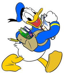 Back to School Donald
