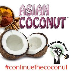 My favorite Sauce of the Season has a chance to become a permanent offering at HuHot! #SaveMySauce #ContinueTheCoconut