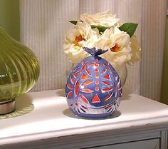 Egg-zactly the touch my spring decor needs!
