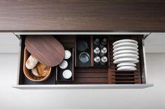 divisori per cassetti cucina - Cerca con Google