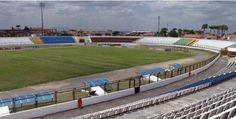 Estádio Plácido Aderaldo Castelo (Junco) - Sobral (CE) - Capacidade: 10 mil - Clube: Guarany