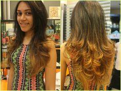 #ombre #blonds #INDIanBEauT #insalon