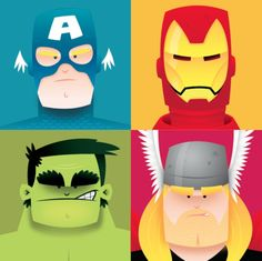 Some Avengers