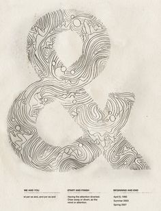 Another Ampersand.