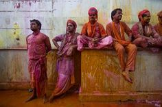 The Nandgaon Congregation Photo by Shantanu Saha -- National Geographic Your Shot