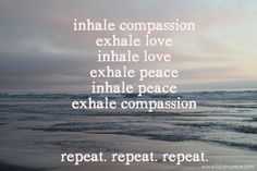 A post about finding compassion in the spacebetween, a practice to carry with you this time of year.
