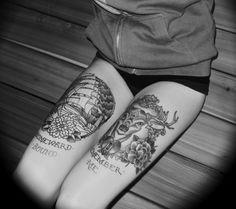 that's what my right thigh will look like within the year c; have similar, but different plans for the left c;