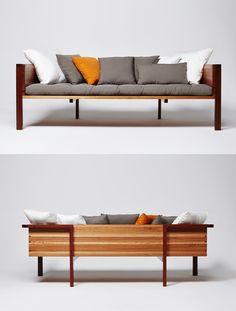Daybed Charlotte // design Paulo Alves // photo Victor Affaro