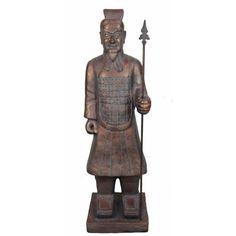 Kultur, Land und Leute: Diese asiatische Skulptur lässt Sie ins ferne Asien reisen!