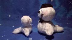Cucciolo Foca - Uncinetto Amigurumi Tutorial - Baby Seal Crochet