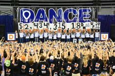 Dance Marathon took over the University of Florida this past weekend and it was all for a beautiful cause!