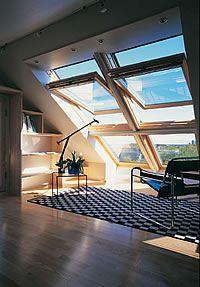 Velux daglicht producten zoals dakvensters en lichtkoepels. Meer info: http://www.hout-en-bouwmaterialen.nl/velux-dakramen-dakvensters.php