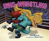 Dino-Wrestling. This whole series was too early for my kids. They didn't know enough sports terms or the dino names. Fun for reluctant readers who are familiar with  the sport and love dinos.