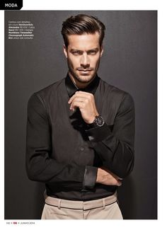 Nude: Goncalo Teixeira for GQ Brazil June Issue