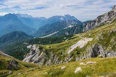 Kraj wielkości mojego podkarpacia – urzekająca  Słowenia