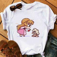 Disney Princess T-Shirt - 20AC0542 / XL