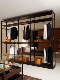 1000 images about closets on pinterest dressing rooms closet and walk in closet - Dressing ouvert ...