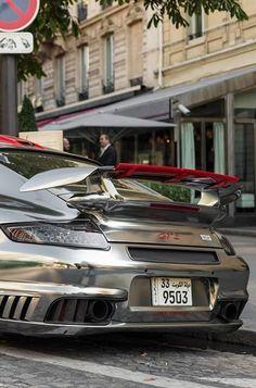 Porsche 911 GT2 1300BHP
