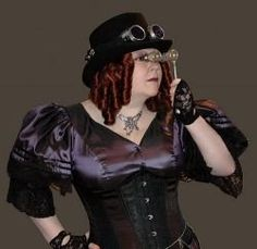 Steampunk Vogue and More