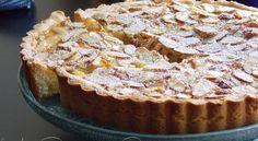 Tarte amandine recette facile | Le Blog cuisine de Samar