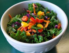 SMASHING SNACK: PALEO PEACH SALAD RECIPE