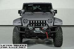 2015 Jeep Wrangler Unlimited Lifted Custom Leather Kevlar Coated