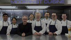 50 Courses in 60 Seconds - Modernist Cuisine Welcomes Ferran Adrià
