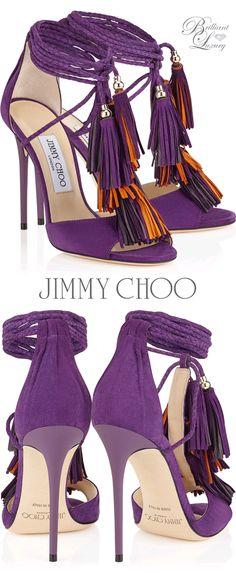 Brilliant Luxury * Jimmy Choo 'Mindy' FW 2015