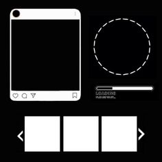 Overlays Tumblr, Overlays Cute, Overlays Instagram, Editing Pictures, Photo Editing, Twitter Template, Instagram Frame Template, Polaroid Frame, Photo Collage Template