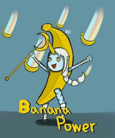 Soraka banana power