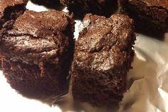 Receita de Brownie de chocolate sem glúten - Comida e Receitas