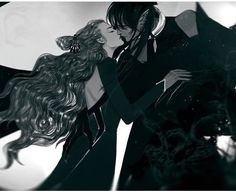 Feyre and Rhys | A Court of Mist and Fury by Sarah J Maas