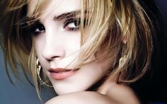 Face Emma Watson HD Wallpaper